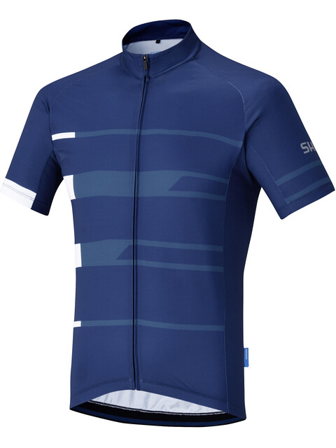 Shimano Team Jersey Men Navy